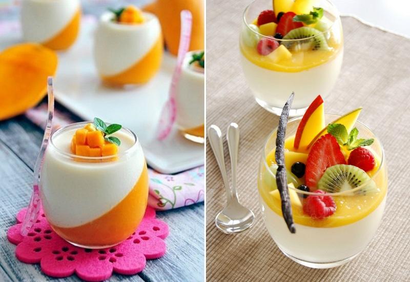 Десерты и коктели с «Нарине Форте»